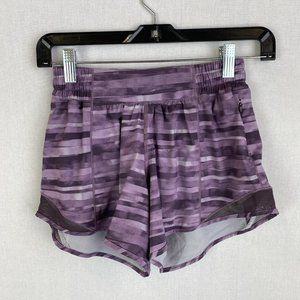 LULULEMON Track Short with Solid Lining,